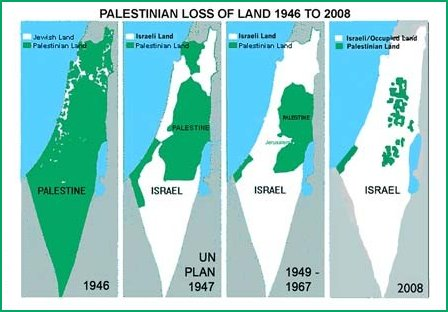 vanishing palestine