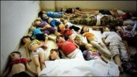 Syrian children kidnapped and gassed by al Qaeda US mercenaries